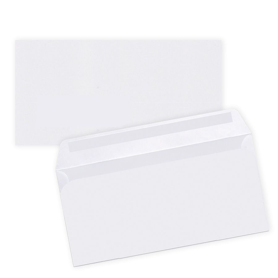 DL Strip Seal Plain Face White