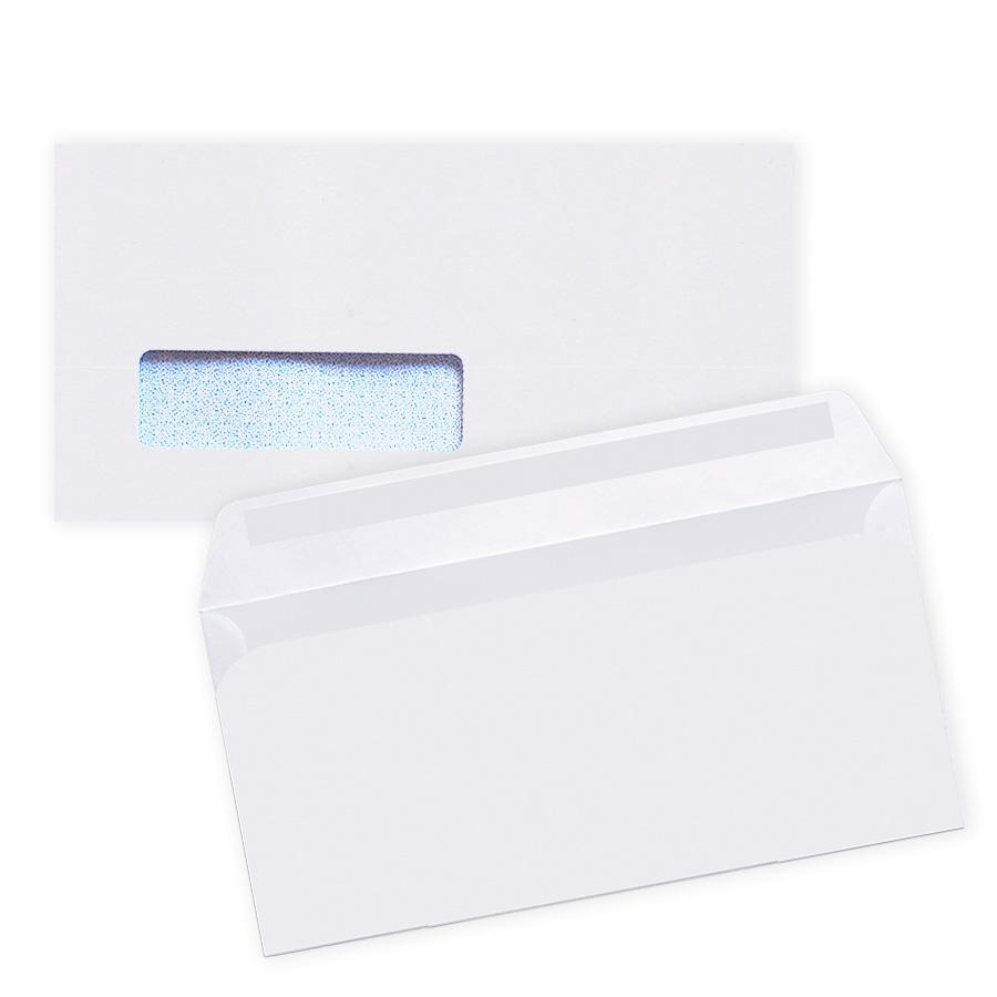 DL Strip Seal Plain Face White