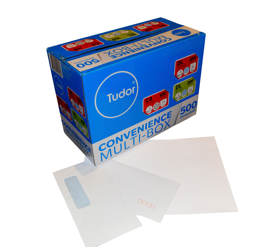 Convenience Envelope Multi-Box